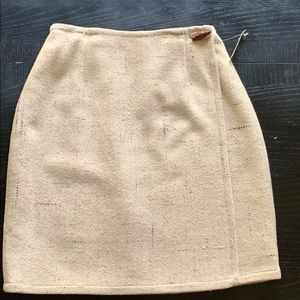 Vintage New Ann Taylor Loft skirt small
